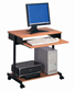 PC Workstation Standard Black / Beech
